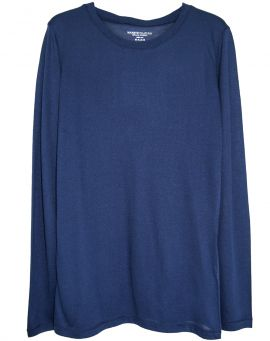 Not Shy Oversized Kaschmir V-Neck Pullover BATWING chine clair