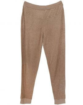 Majestic Filatures Frottee Jogger ficelle