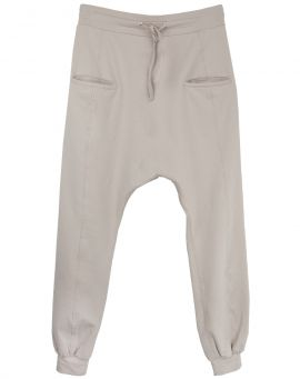 Hedda William Sweaty Jogger Delay Bio Baumwolle sand