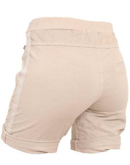 Copenhagen Luxe Sweaty Shorts High Waist beige
