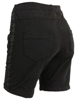 Copenhagen Luxe Sweaty Shorts High Waist black